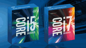 i7 6700k, i5 6600k vs. Haswell and Sandy Bridge – 125% Brutal